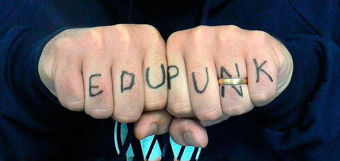 ¿Qué es el Edupunk?